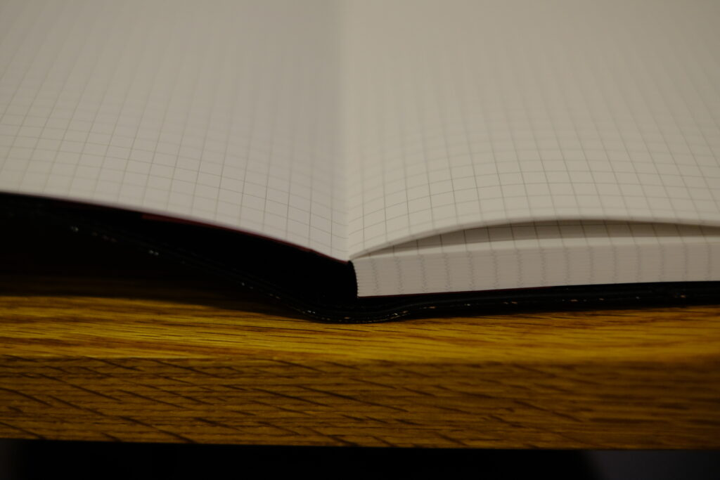 紳士なノート-製本方法